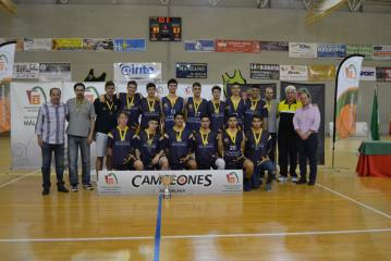 CB Novaschool - Senior U22 Masculino