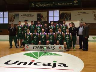 Unicaja - Junior Masculino