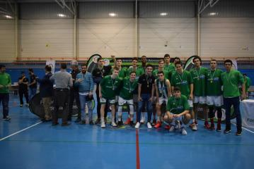 FINAL JUNIOR MASCULINA Y FASE CLASIFICACION A FASE FINAL GELVES 2017