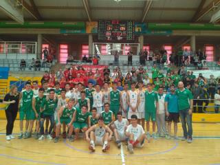 FINAL FOUR CADETE MASCULINA 2017
