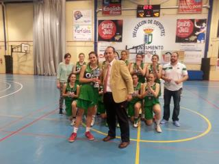 FASE FINAL FABSEVILLA JUNIOR FEMENINA 13/14
