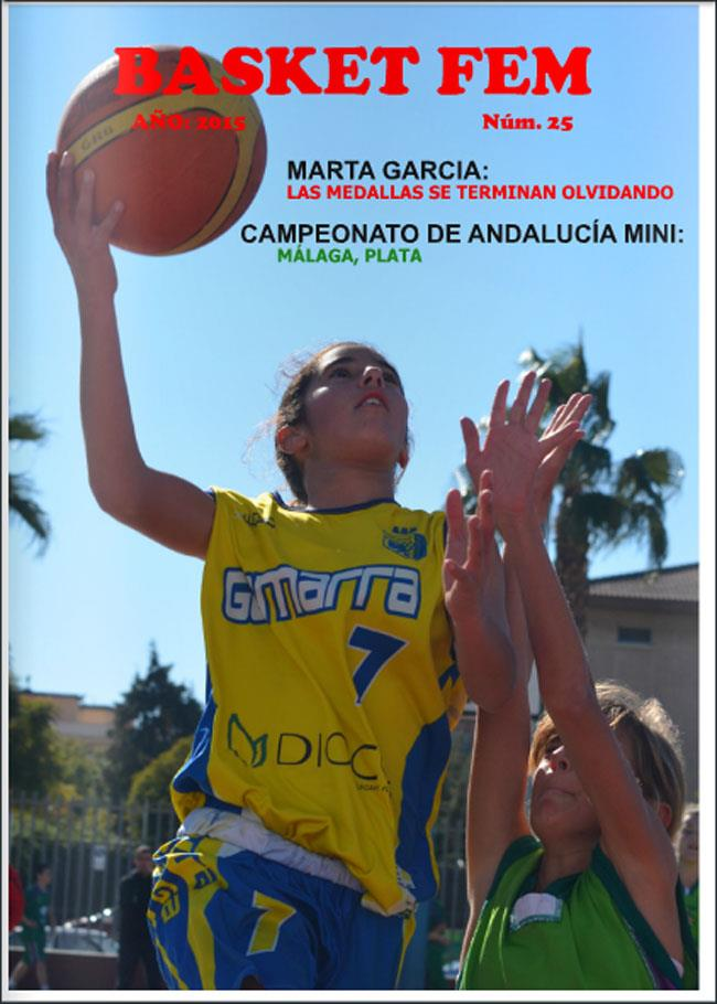 Nº 25 Revista Basket FEM