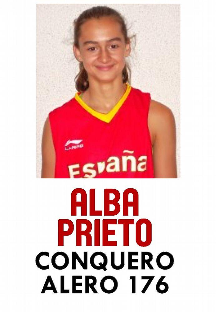 Alba Prieto