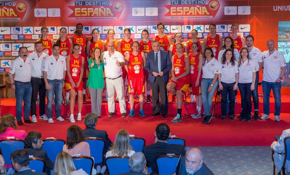 España SEN FEM 2015