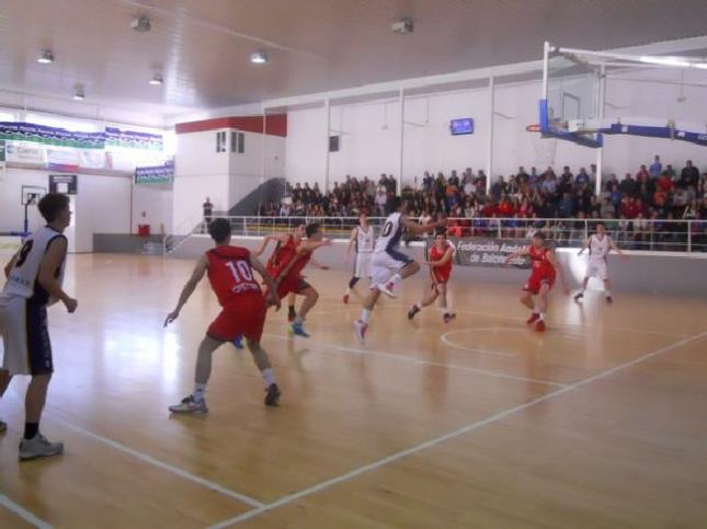 Campeonatos de Andalucía de clubes junior masculino 15 - 16